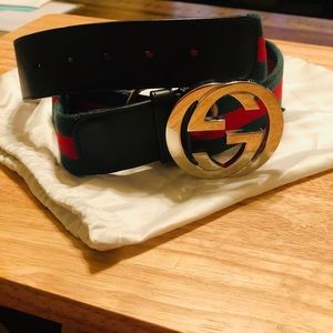 Gucci belt men's